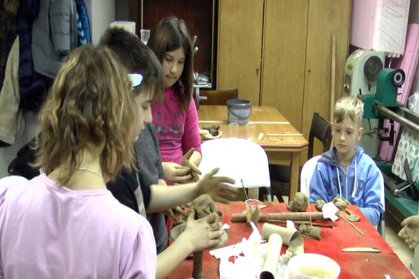 ZAJEČAR: Kreativne radionice za decu u Narodnom muzeju, uskoro humanitarna prodajna izložba