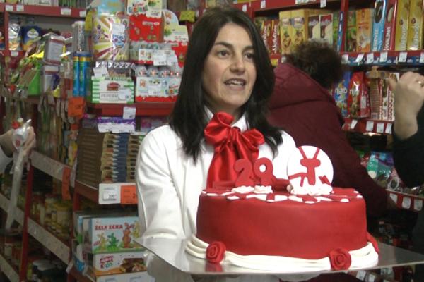 Tekijanka proslavila 29 godina od otvaranja prve prodavnice (VIDEO)
