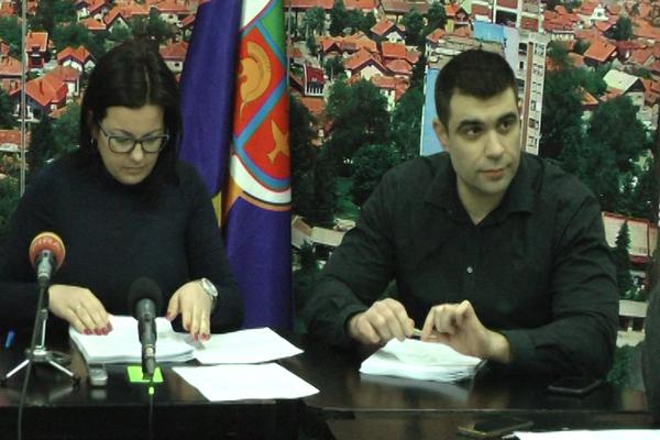 Održana 83 sednica gradskog veća u Zaječaru
