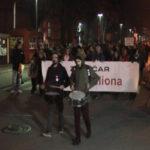 ZAJEČAR: Održan 4. građanski protest, položeno cveće ispred bivše zaječarske televizije (VIDEO)