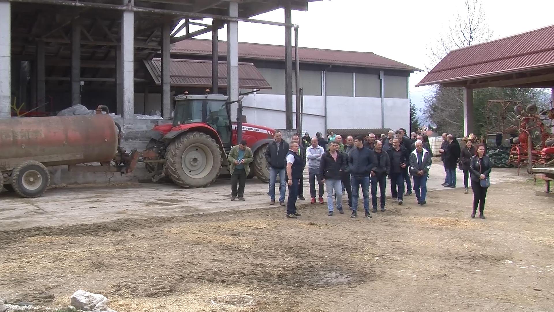 Zaječarski poljoprivrednici obišli Sloveniju (VIDEO)