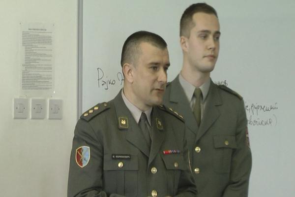 U Zaječaru održana prezentacija Vojne akademije (VIDEO)