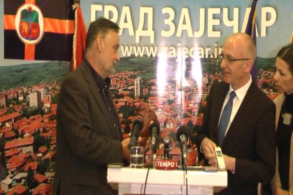 Ambasador Nemačke posetio Zaječar (VIDEO)