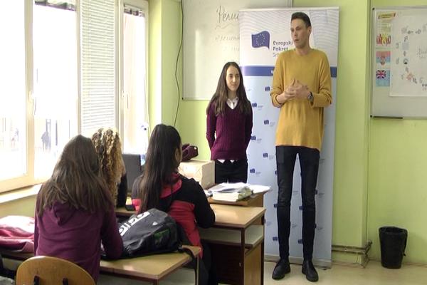 Održan Evropski čas u zaječarskoj Gimnaziji (VIDEO)