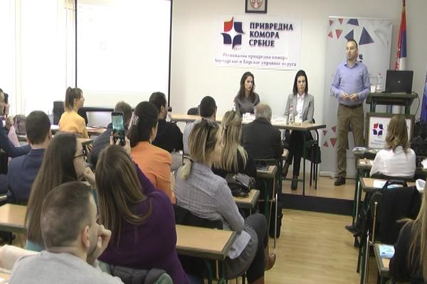 Erazmus program za mlade preduzetnike predstavljen u Zaječaru (VIDEO)