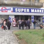 U Negotinu je otvoren renovirani supermarket Aleksandović