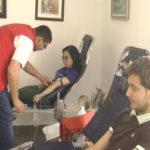 Održana još jedna akcija dobrovoljnog davanja krvi u Zaječaru (VIDEO)