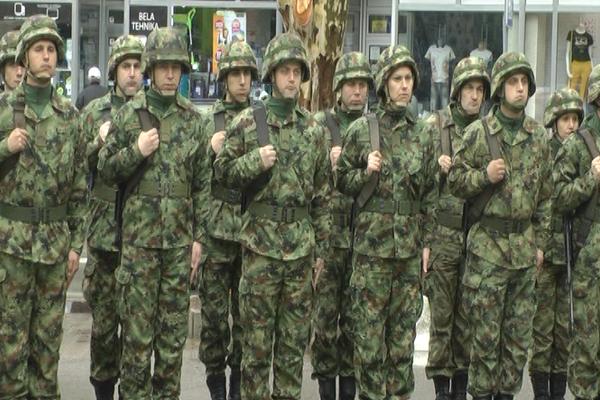 U Zaječaru obeležen Dan Vojske Srbije (VIDEO)