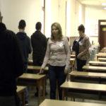 Osmaci radili probni završni ispit (VIDEO)