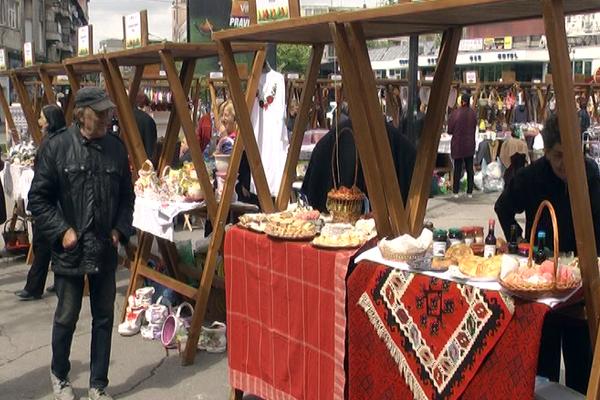 Počeo je Uskršnji bazar u Zaječaru koji će trajati do 20. aprila
