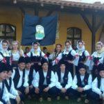 """Gradski folklorni ansambl """"Zora"""" iz Zaječara učestvovao na Festivalu folklora """"Zlatni opanak"""" u Valjevu"""