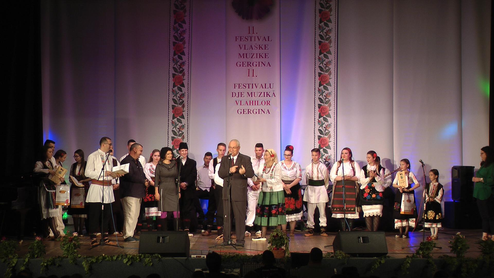 """Negotin: Počeo internacionalni festival vlaške izvorne muzike """"Gergina 2019"""""""