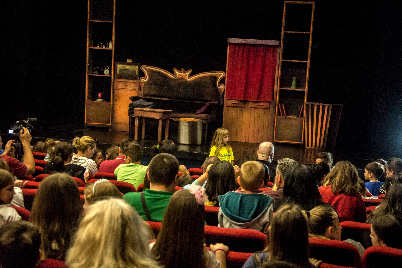 """Deseti međunarodni pozorišni festival za decu""""ZajeČAR"""" od 18.do 23.aprila 2019.godine"""