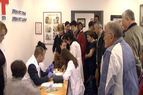 Raznim aktivnostima obeležen Svetski dan zdravlja u Zaječaru (VIDEO)