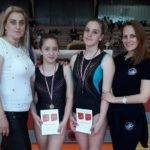 Zaječarske gimnastičarke nastavljaju sa dobrim rezultatima
