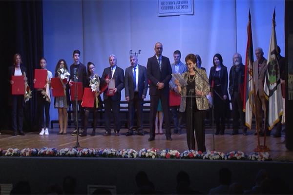 Svečanom sednicom Skupštine opštine Negotin obeležen Dan opštine