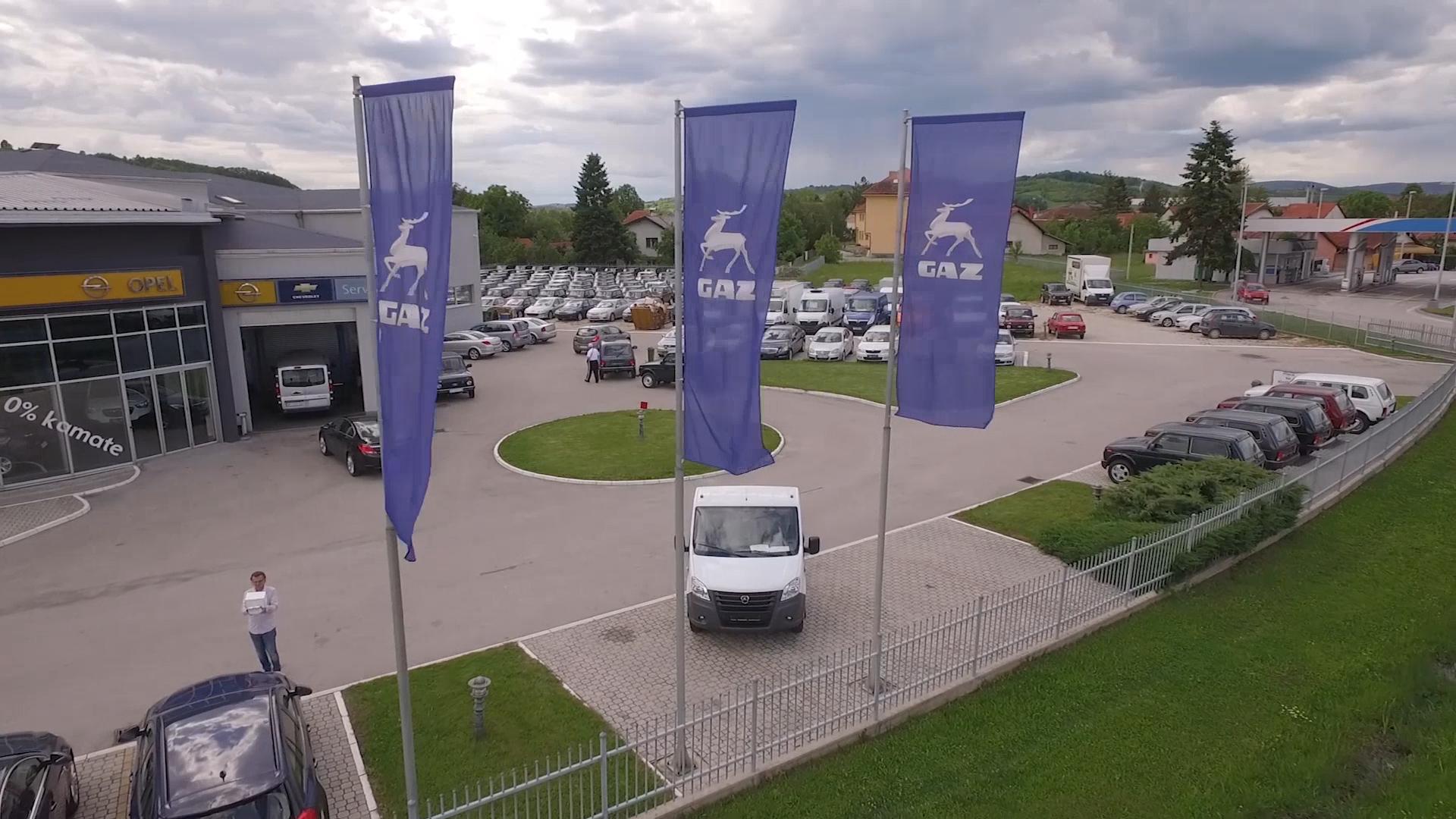 U Beogradu otvoren novi GAZ prodajno-servisni centar