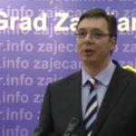 Vučić posećuje Zaječarski okrug u subotu 15. juna