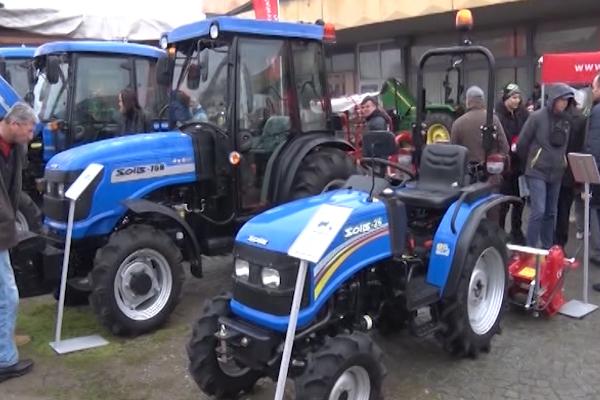 Subvencije za nabavku mašina i opreme za biljnu primarnu proizvodnju (VIDEO)