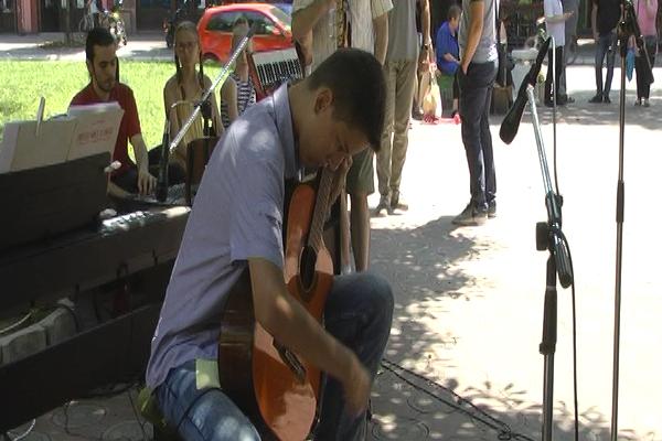 Svetski dan muzike obeležen i u Zaječaru (VIDEO)