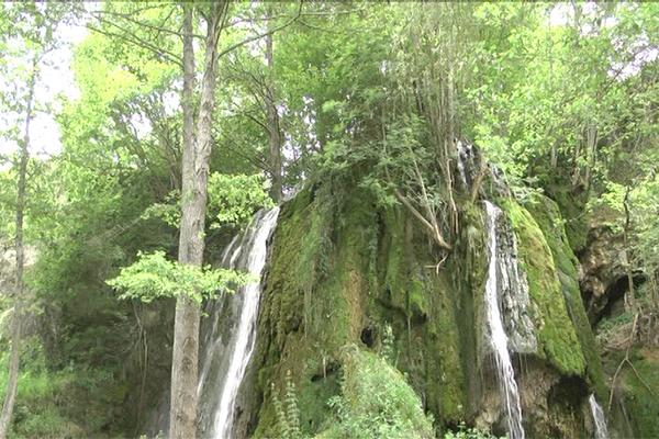BIGRENI VODOPADI: Dragulj opštine Knjaževac