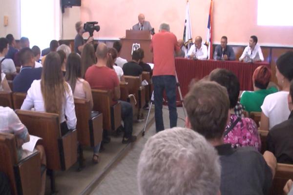 """Negotin: U Negotinu je održana početna pres-konferencija projekta """"Mladi u Turističkoj Industriji"""""""
