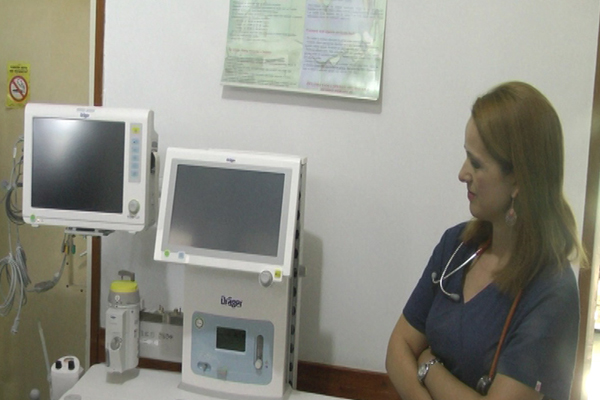 Zaječar: Stigli novi aparati za anesteziju u ZC u Zaječaru