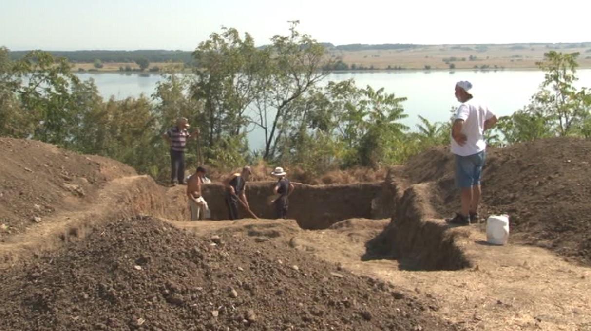 Privode se kraju arheološka istraživanja na jednom od tri antička lokaliteta u blizini Brze Palanke