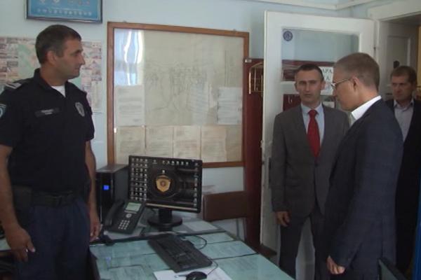 dr Nebojša Stefanović obišao opštinu Kladovo
