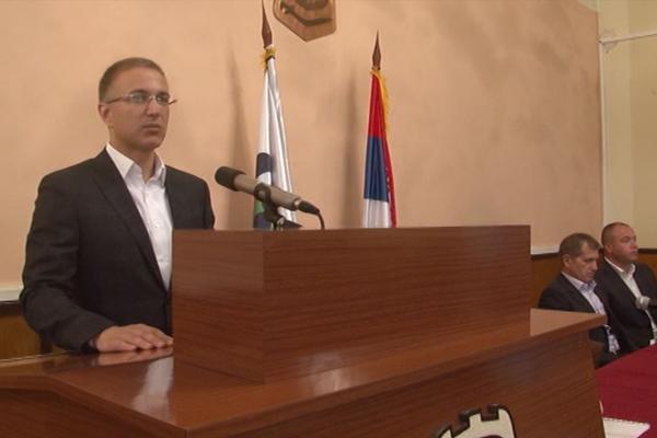 Ministar  unutrašnjih poslova i potpredsednik Vlade Republike Srbije, dr Nebojša  Stefanović, posetio Negotin