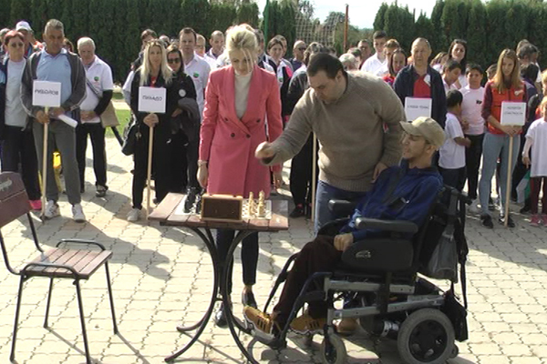 """U Zaječaru su održani 7. """"Međunarodni sportski susreti osoba sa invaliditetom"""""""