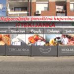 Tekijanka otvorila novi market u Donjem Milanovcu