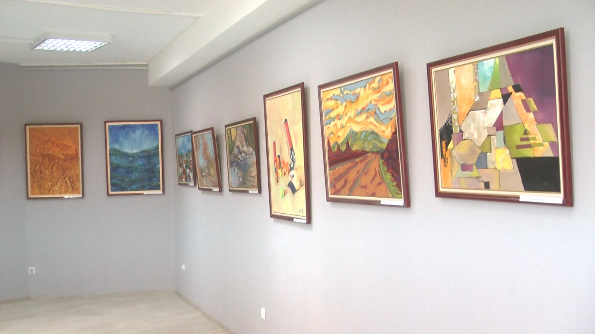 Izložba radova Likovne kolonije ''Boljevac'' u Galeriji KOC-a