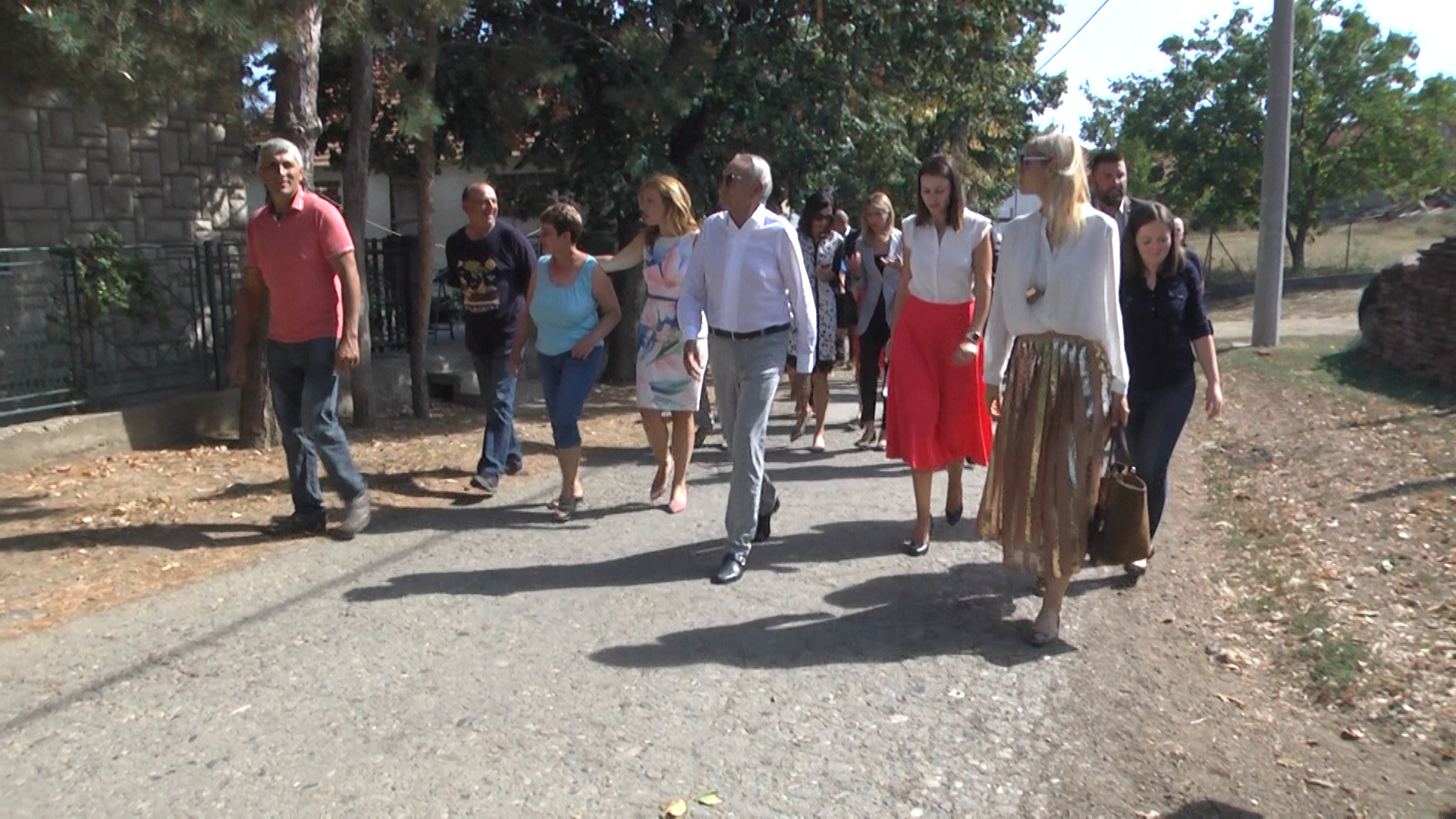 Projekat Naše selo u Maloj Jasikovi