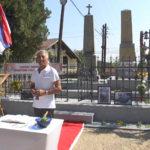 U Mokranju su osvećeni obnovljeni spomenici podignuti borcima palim za  slobodu u prvom i drugom svetskom ratu