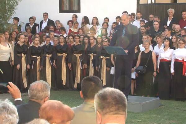 U Negotinu su u subotu 14.  septembra otvoreni 54. Mokranjčevi dani