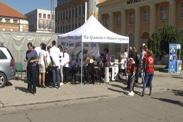 U Zaječaru je obeležen Svetski dan srca (VIDEO)