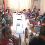 U kabinetu predsednika opštine Kladovo organizovan je prijem za najmlađe Kladovljane