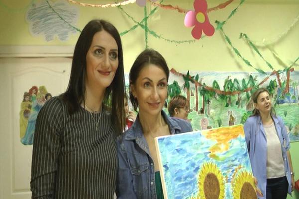 """U Zaječaru , organizovana kreativna radionica u okviru projekta pod nazivom """"Deca pomažu deci"""""""