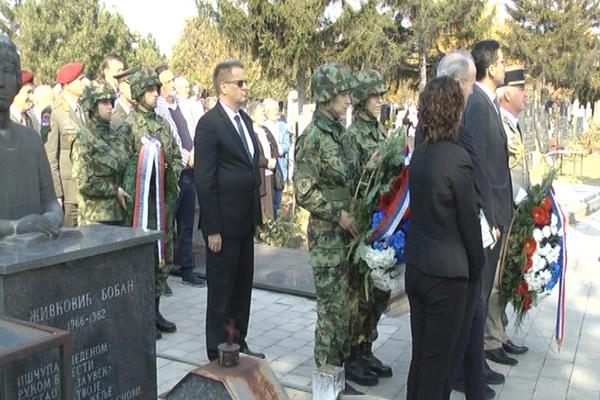 Ambasador Francuske posetio Zaječar povodom Dana oslobođenja u Prvom svetskom ratu (VIDEO)