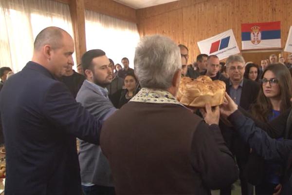 Sveta Petka, slava Srpske napredne stranke obeležena je i u Negotinu