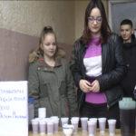 Prodajom čaja skupljaju sredstva za učenike ŠOSO Jelena Majstorović (VIDEO)