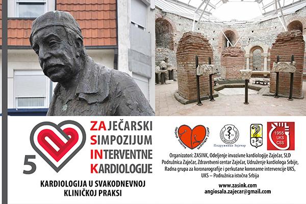 Zaječarski Simpozijum Intervente Kardiologije, ZASINK 2019 na Staroj Planini od 28. do 30. novembra