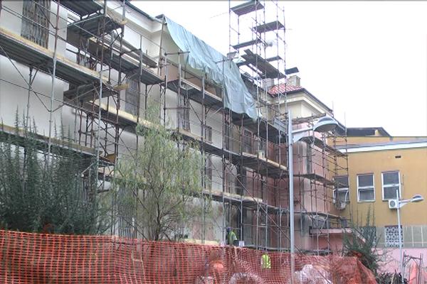 Građevinski radovi na zgradi Narodnog muzeja Zaječar privode se kraju (VIDEO)