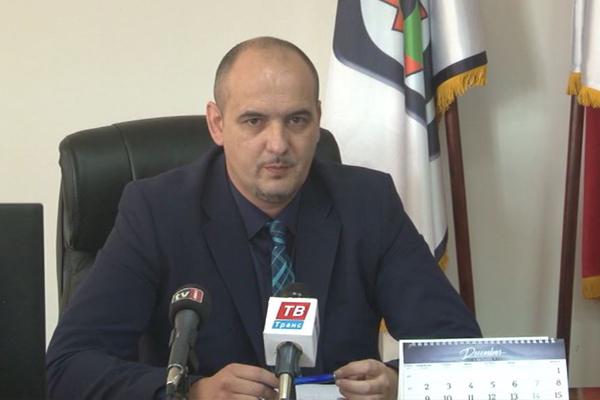 Novogodišnja čestitka Vladimira Veličkovića, predsednika opštine Negotin