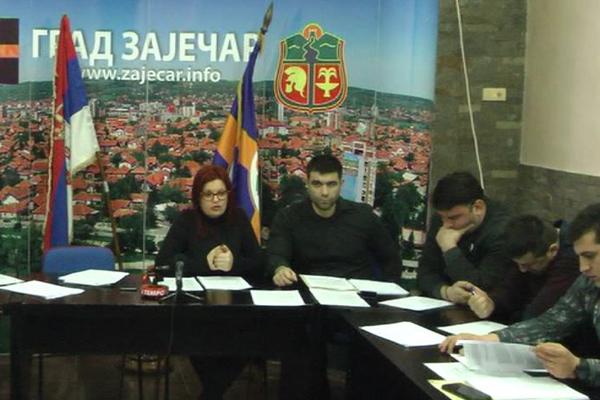 Održana 121. sednica Gradskog veća u Zaječaru (VIDEO)