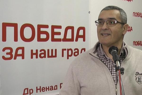 "Pokret ""Pobeda za naš grad – Dr Nenad Ristović"" priredio je tradicionalni novogodišnji koktel"