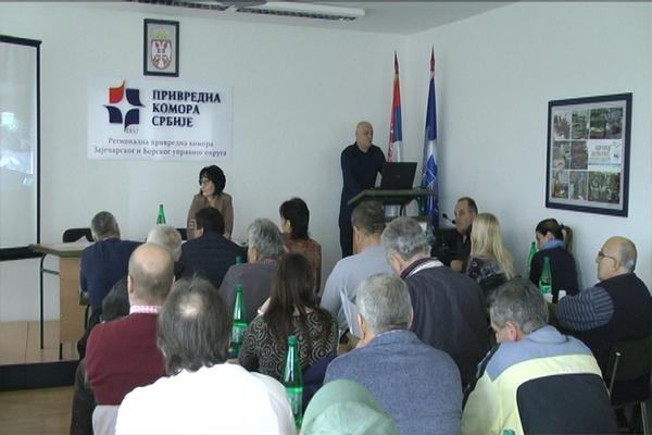 Počela Zimska škola - seminar za poljoprivredne proizvođače u Zaječaru i Paraćinu
