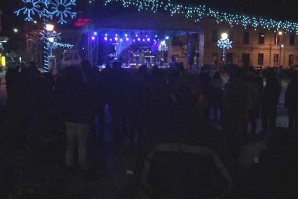 Doček Nove godine u Negotinu