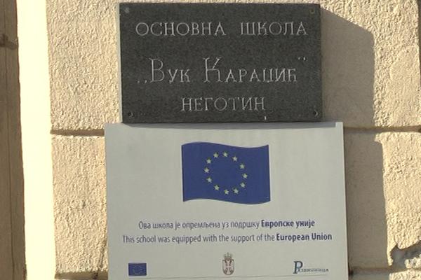 OŠ Vuk Karadžić u Negotinu učestvuje u projektu